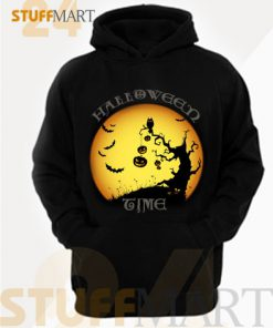 Hoodies Black hoody halloween – Hoodies Adult Unisex Size S-3XL