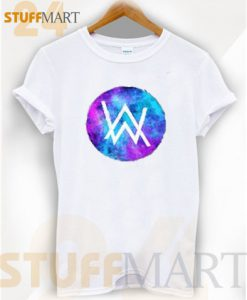 Tshirt  ALAN WALKER COLOUR  - Tshirt Adult Unisex Size S-3