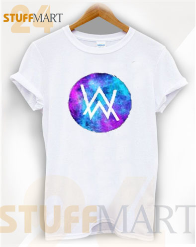 Tshirt  ALAN WALKER COLOUR  – Tshirt Adult Unisex Size S-3