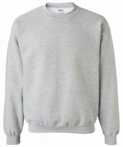 Sport Grey Graphic Sweatshirt