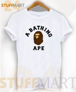 Tshirt A Bathing Ape Cheap - Tshirt Adult Unisex Size S-3XL