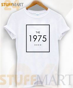 Tshirt The 1975 – Tshirt Adult Unisex Size S-3XL