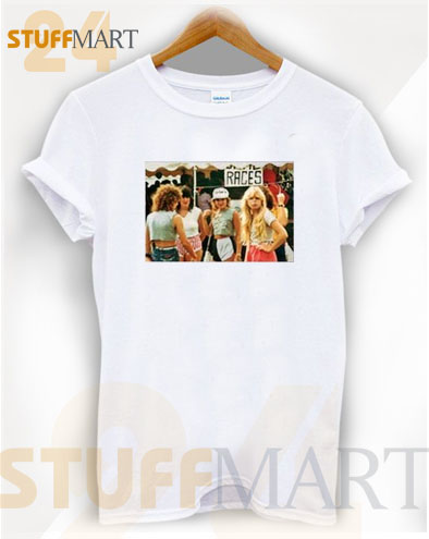 Tshirt 1980s Fashion for Teenage Girls – Tshirt Adult Unisex Size S-3 XL