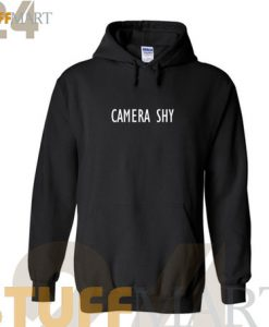 Hoodies Camera Shy - Hoodies Adult Unisex Size S-3XL