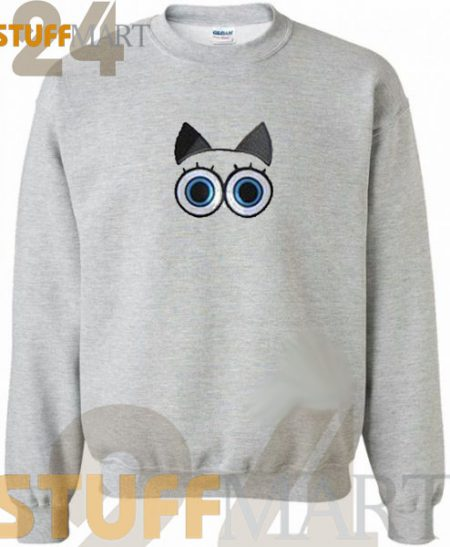 Cute Eyes Ball  Sweatshirt
