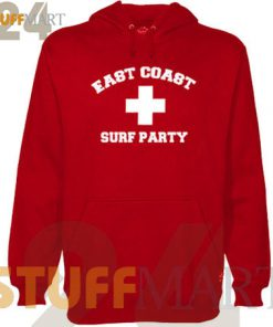 East Coast Surf Patrol – Hoodies Adult Unisex Size S-3XL