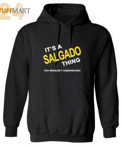 It's A Salago Think – Hoodies Adult Unisex Size S-3XL