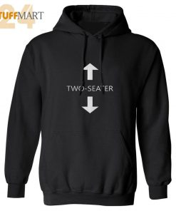 Two Seater – Hoodies Adult Unisex Size S-3XL