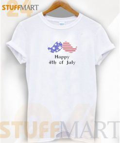 Tshirt Youth Happy 4th Of July Mustache – Tshirt Adult Unisex Size S-3 XL