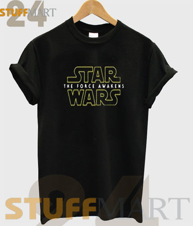 Tshirt Star Wars The Force Awkens – Tshirt Adult Unisex Size S-3 XL