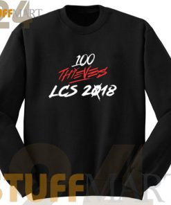100 Thieves LCS 2018 Sweatshirt