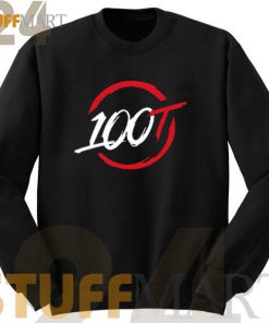 100 Thieves Logo Sweatshirt