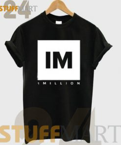 Tshirt 1 MILLION – Tshirt Adult Unisex Size S-3XL